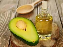 avocado and oil